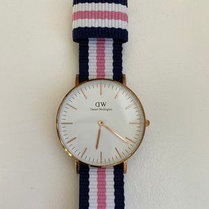 Rose Classic Southampton Daniel Wellington Watch